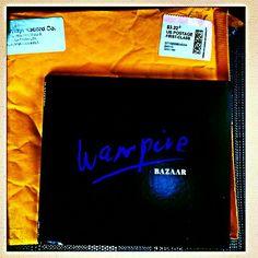 hoy llego a nuestra oficina en #Miami el #Album #Bazaar de #Wampire #Indie #Alternative #Ambient #Pop #Electronic #Dance #Rock #Psychedelic desde #Portland #EstadosUnidos ! lo podes escuchar desde todo el mundo en @radiomangopapachango #BuenosAires #Argentina en rotacion las 24hs ! gracias por enviarnos su #musica @polyvinylrecords @wampire69 ! #PolyVinylRecords #station #radio #cd #vinyl #vinilo #Broadcasting #MusicAroundTheWorld #ConMusicaSinFronteras