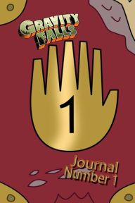 Gravity Falls Journal Number 1: A replica of Journal number 1 from Gravity Falls.
