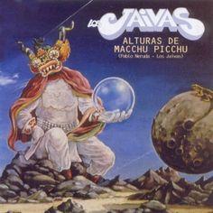 Alturas de Macchu Picchu de Los Jaivas (1981)