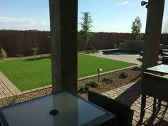 Nice yard layout