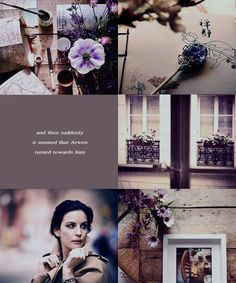 The Middle-Earth modern aesthetic | Arwen 1/2