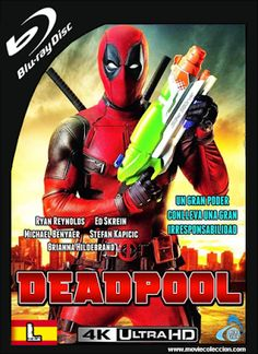 DeadPool 2016 720p HD | Latino ~ Movie Coleccion