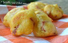 Frittelle di patate e speck ricetta facile e veloce
