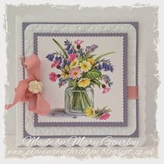 LOTV - Wild Flowers Art Pad by Mary Gourley