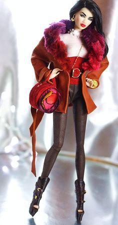 {In search of kids toy tips? Barbie Mode, Barbie I, Barbie World, Barbie And Ken, Barbie Clothes, Beautiful Barbie Dolls, Pretty Dolls, Fashion Royalty Dolls, Fashion Dolls