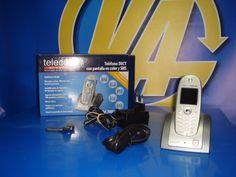telefono de hogar Inhalambrico TELECOM SPC modelo X5000 DECT pantalla color