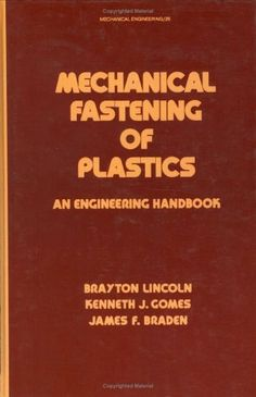 3999 instructors solutions manual to accompany mechanical 2999 mechanical fastening of plastics an engineering handbook mechanical engineering26 fandeluxe Choice Image