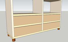 棚をDIYで自作するときの作り方の基本。   Lifeなび Dresser, Diy Crafts, Shelves, How To Make, Furniture, Home Decor, Powder Room, Shelving, Decoration Home