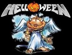 Helloween c'est du metal mélodique avec un thème récurrent, une voix très (trop) aiguë mais certains albums sont énormes.