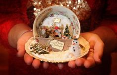 North Norfolk Minnihouse Club Christmas tea cup scenes.  Picture: ANTONY KELLY