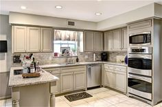 Kitchen remodel on Pinterest | Double Ovens, Double Wall Ovens and
