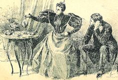 Rules of Etiquette The Measure of a Lady - Very dated, but some of this still holds true
