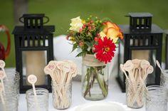 Backyard Country Wedding