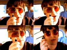 Look Back In Anger, Dont Look Back, Oasis Band, Definitely Maybe, Beady Eye, Liam Gallagher, British Rock, Playing Guitar, David Bowie