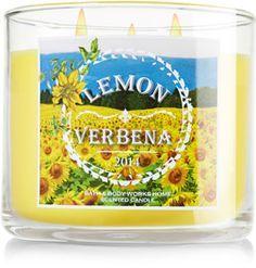 Lemon Verbena Bath & Body Works Home