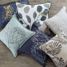 Linen Company, Protea Flower, My Design, Bedroom Decor, Cushions, African, Throw Pillows, Interior Design, Instagram