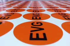 Reflexné nálepky s potlačou Stickers, Decals