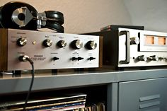 AUDIOKLASSIKS | HIFI VINTAGE - THIS PIONEER AMP WAS ALSO PART OF MY FIRST SYSTEM ! Not seen one of these in 30 years!