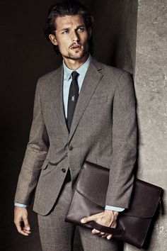 a90ce1c30d87 First Look  Wouter Peelen for Armani Collezioni Fall Winter 2014 Campaign