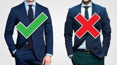 Suit Up! The 10 GOLDEN Rules To Buying A Suit (With Style) Formal Attire For Men, Mens Casual Suits, Mens Suits, Big Men Fashion, Stylish Mens Fashion, Mens Fashion Suits, Sharp Dressed Man, Well Dressed Men, Big Man Suits