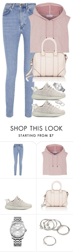 """Unbenannt #2079"" by luckylynn-cdii ❤ liked on Polyvore featuring Yves Saint Laurent, adidas, adidas Originals, Givenchy, Calvin Klein and Forever 21"