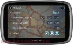 TomTom Trucker 5000 gives truck specific routing adjusted to your vehicle. TomTom Trucker 5000 comes with real-time TomTom traffic information, speed camera alerts and Lifetime Maps. Sat Nav, Usb, Product Launch, Trucks, Inspiration, Boutique, Amazon, Check, Maps