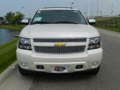 2014 Chevrolet Tahoe LTZ 4x4 LTZ 4dr SUV SUV 4 Doors White for sale in Ankeny, IA Source: http://www.usedcarsgroup.com/used-chevrolet-for-sale-in-ankeny-ia