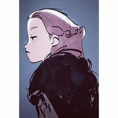 Lady Lyanna Mormont of Bear Island - Game of Thrones Character Poses, Female Character Design, Storyboard, Lady Lyanna Mormont, Bear Island, Game Of Thrones Books, Film Genres, Films, Gesture Drawing