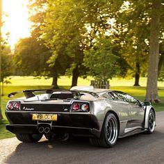 Lamborghini Diablo GT car Share and Enjoy! #arabiandate