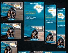 Web Design, Graphic Design, Social Media Banner, Google Ads, Web Banner, Photoshop, Illustration, Check, Design Web
