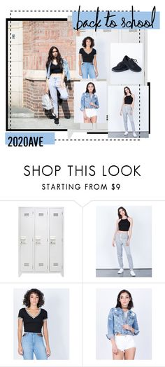"""""""OOTDs Under $100: Back to School"""" by shop2020ave ❤ liked on Polyvore featuring Cherish, Bozzolo, Cello, ootd and bts"""