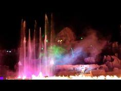 Walt Disney World Fantasmic! Glow With the Show Ears Highlights
