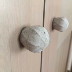 Kast Concrete Knobs - Hazel // JoshUrsoDesign left us an awesome review and photo!