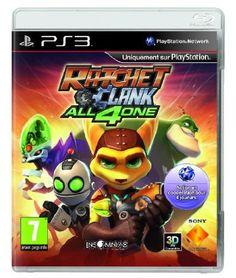 Ratchet  Clank : All 4 one: Amazon.fr: Jeux vidéo