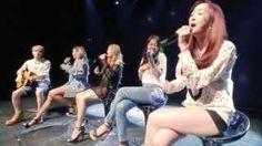SISTAR(씨스타) - Touch my body(터치마이바디) Acoustic Ver. - YouTube
