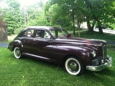 1947 Packard Clipper for sale (OH) - $19,000.00 OBO. Brown exterior with original interior. Less than 34,000 original miles, 6cyl engine, very good driver. Original seat and door Upholstery, new car