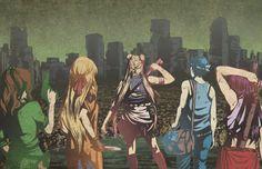 A. Ballestero Art Blog — *Sailor Moon theme intensifies* Another print...