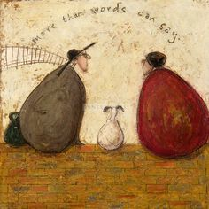 Sam Toft More Than Words Can Say