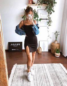 Grunge Fashion, Urban Fashion, Teen Fashion, Spring Fashion, Beautiful Dresses, Nice Dresses, Vestidos Vintage, Cute Casual Outfits, Style Me