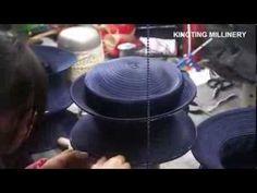 Kingting Millinery Co., Ltd ✄ http://www.youtube.com/watch?v=dhkIJSNE3gM