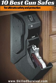 There Are 10 Types Of Gun Safes You Can Choose From. Biometric Gun Safes, Vehicle Gun Safes, Heavy Gun Safes; Plus 7 More Firearm Safes We Cover In Detail.