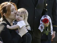 As Taliban gain and U. weighs troop hike, a widow's plea to 'finish the job' Moving Photos, Three Day Weekend, Army Sergeant, Killed In Action, Fight For Us, Troops, Memorial Day, Dads, Husband