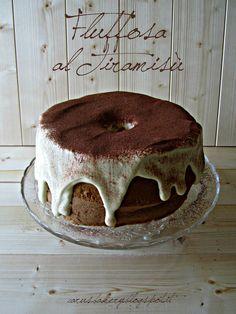 Caru's Bakery: Fluffosa al Tiramisù