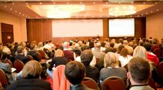 Buy During presentation by Pressmaster on PhotoDune. Rear view of many listeners sitting on chairs during lecture at conference New Community, Free Slots, Smart City, Make More Money, Rear View, Stock Market, Workshop, Presentation, Stock Photos