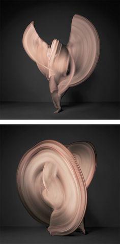 """Nude"" (photo Series by Shinichi Maruyama)."