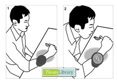 Feeding Techniques for Persons with incoordination or tremors    http://therapylibrary.com/index.php?option=com_content=article=761=2851
