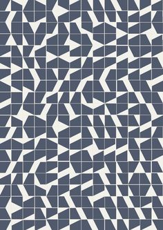 Puzzle Porcelain Tiles by Edward Barber & Jay Osgerby for Mutina