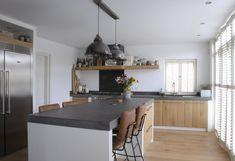 Best Kitchen Designs, Splashback, Kitchenette, Kitchen Organization, Cool Kitchens, Building A House, Sweet Home, Pure Products, Contemporary