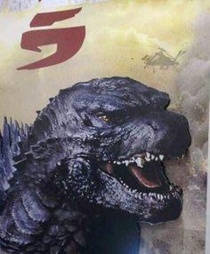 Godzilla 2014....leaked photo!!!