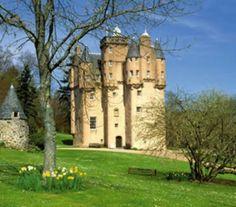 Brodie Castle - Aberdeenshire